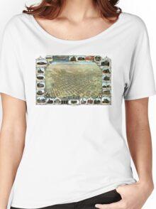 San Jose - California - 1901 Women's Relaxed Fit T-Shirt