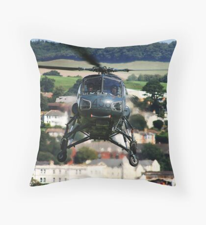 """""""Hover"""" Throw Pillow"""
