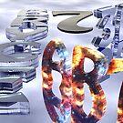 3D Art 3 by Hugh Fathers