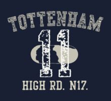 Tottenham 11 - N17 London by coltrane