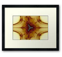 Almost Cubic Manifestations No. 10 Framed Print