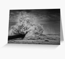 The Storm Series 4 Greeting Card