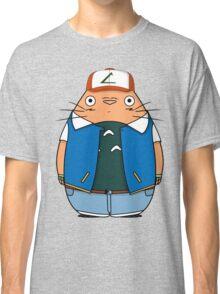 Totoro Ketchum Classic T-Shirt