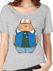 Totoro Ketchum Women's Relaxed Fit T-Shirt