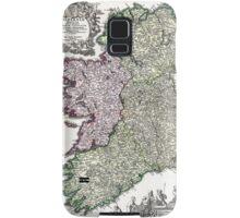 Ireland - Geographicus Ireland - Homann - 1716 Samsung Galaxy Case/Skin