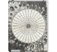 Wind Rose-Geographicus Anemographica-1650 iPad Case/Skin