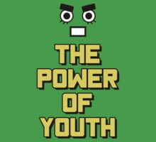 Rock Lee - The Power of Youth!! by Nocky