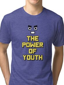 Rock Lee - The Power of Youth!! Tri-blend T-Shirt