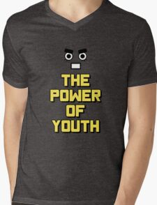 Rock Lee - The Power of Youth!! Mens V-Neck T-Shirt