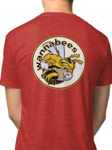 Wannabees windsurfing team shirt Tri-blend T-Shirt