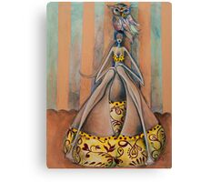 Two Wise Canvas Print
