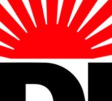 JDM - Rising Sun Sticker