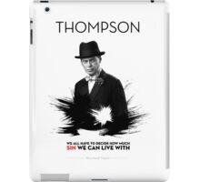 Awesome Series - Thompson iPad Case/Skin