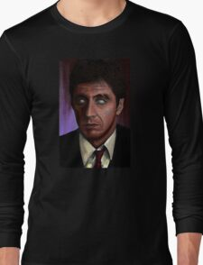 Tony Montana Long Sleeve T-Shirt