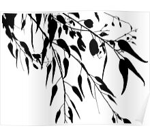 Gum leaves Poster