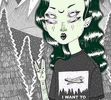 Zelina  by lOll3
