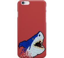 Pixels in the Water iPhone Case/Skin