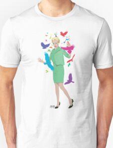Tippi Multicolored Unisex T-Shirt