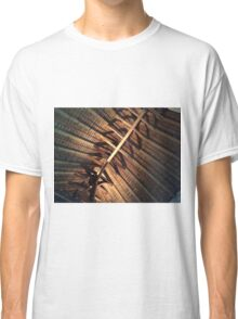 Alfriston Clergy House, Timber Beams Classic T-Shirt
