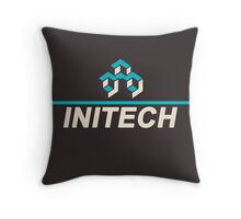 Initech Corporation Throw Pillow