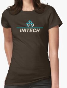 Initech Corporation Womens Fitted T-Shirt