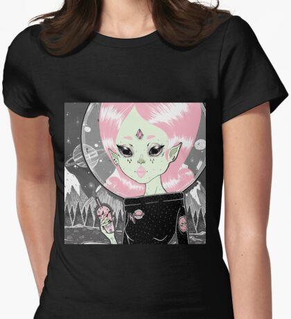 Amaltea Womens Fitted T-Shirt