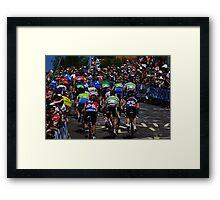 Baden Cooke & Stuart O'Grady Framed Print