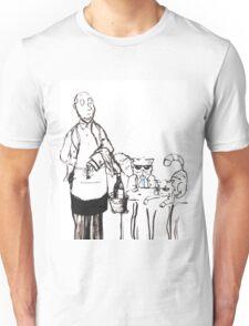 Serving the Cats Unisex T-Shirt
