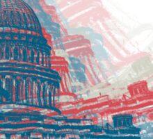 Capitol Crisis Sticker