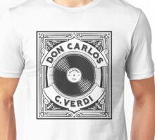 Don Carlos Unisex T-Shirt