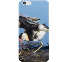 Jacana Yoga iPhone Case/Skin