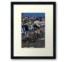 Stuart O'Grady Framed Print