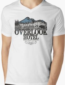 The OverLook Hotel Mens V-Neck T-Shirt