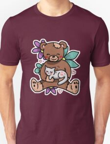 Kitty and a Bear T-Shirt