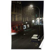 Empty street Poster