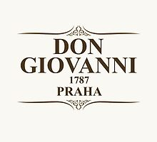 Don Giovanni 1787 Prague by ixrid