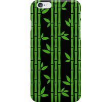 Night Bamboos iPhone Case/Skin