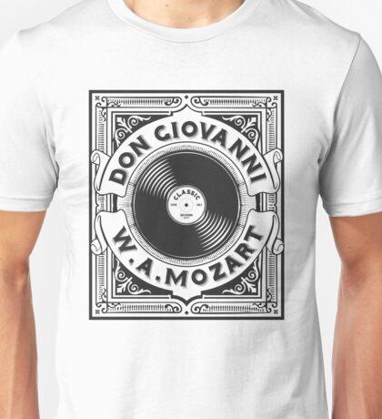 Don Giovanni Unisex T-Shirt
