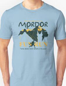 Mordor Fun Run T-Shirt