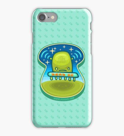 Dead Ufo Kiddo iPhone Case/Skin