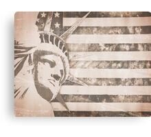 American Liberty Patriot Canvas Print