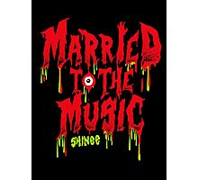 SHINEE Married to the Music Photographic Print