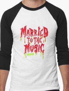SHINEE Married to the Music Men's Baseball ¾ T-Shirt
