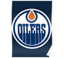 Oilers Poster