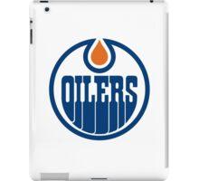 Oilers iPad Case/Skin