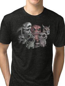Four Horsement Isaac Fan art Tri-blend T-Shirt