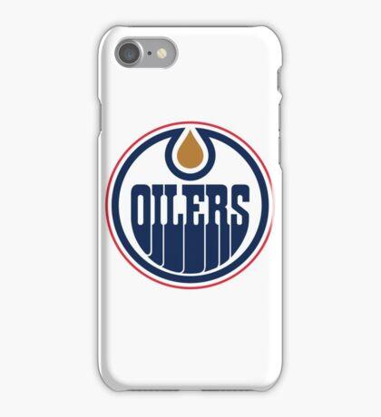 Oilers iPhone Case/Skin