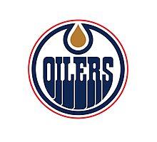 Oilers Photographic Print