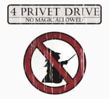No magic allowed Kids Tee