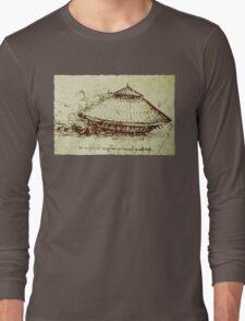 Da Vinci's tank Long Sleeve T-Shirt